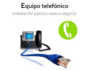 Telefonía/Conmutadores